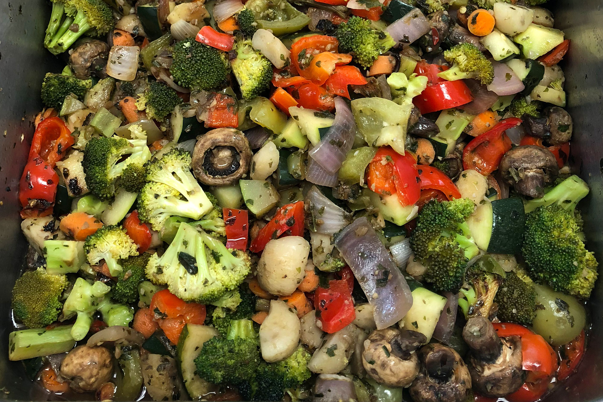 Vegetables Menu | Broken Plate Catering, Manitowoc Wisconsin
